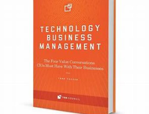 Myndigheter i Sverige börjar med en gemensam standard i TBM, Technology Business Management